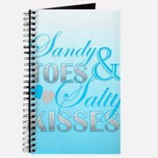 Sandy Toes And Salty Kisses Journal