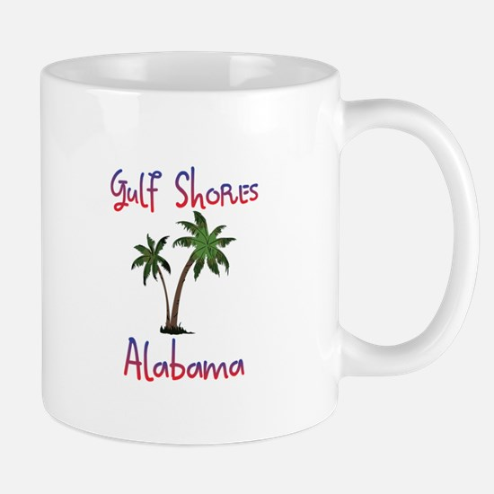 Gulf Shores Alabama Mugs