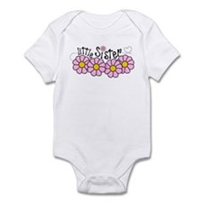 Daisy Little Sis Infant Bodysuit