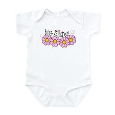 Daisy Big Sis Infant Bodysuit