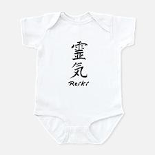 Reiki Kanji Infant Bodysuit