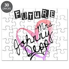 Future Mrs. Johnny Depp Puzzle