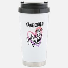 Future Mrs. Johnny Depp Stainless Steel Travel Mug