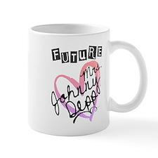 Future Mrs. Johnny Depp Mug