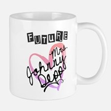 Future Mrs. Johnny Depp Mug