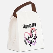 Future Mrs. Johnny Depp Canvas Lunch Bag