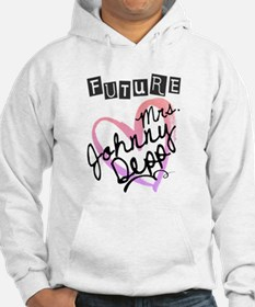 Future Mrs. Johnny Depp Hoodie