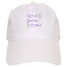 Little Sister Camila Baseball Cap
