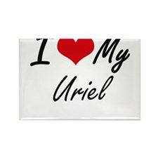 I Love My Uriel Magnets