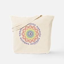 Cute Chakra Tote Bag