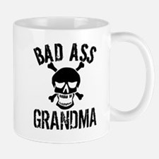 Bad Ass Grandma Mugs