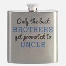Only The Best Brothers Get Promoted To Uncle Flask