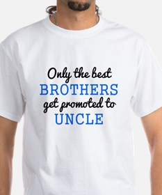 Only The Best Brothers Get Promoted To Uncle T-Shi