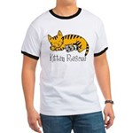 Kitten Rescue Men's Ringer T