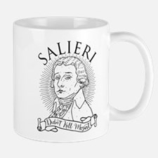 Salieri Didn't Kill Mozart Mugs