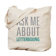 Letterboxing Tote Bag
