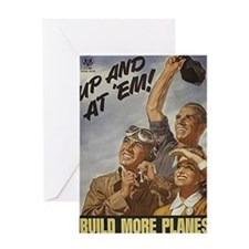Funny Wwii Greeting Card