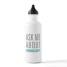 Cybersecurity Sports Water Bottle