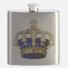 Cute Crown Flask