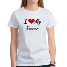 I Love My Xzavier T-Shirt