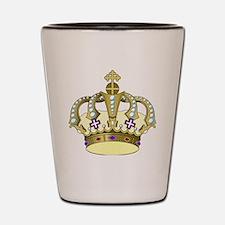 Unique Royal Shot Glass