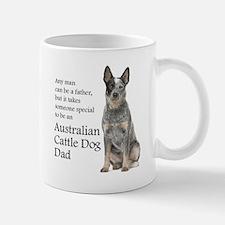 Cattle Dog Dad Mugs