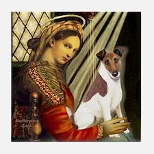 Madonna-Fox T (B) Tile Coaster