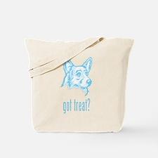 Cardigan Welsh Corgi Tote Bag
