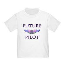 Cute Infant plane T