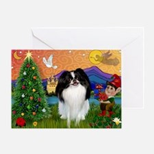 Christmas Fantasy & Japanese Greeting Card
