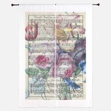 Floral Song Curtains
