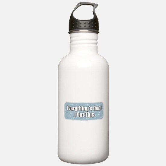 Everythings Cool Water Bottle