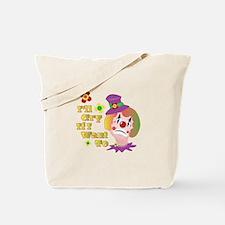 Ill Cry Tote Bag
