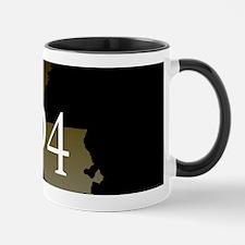 NOLA 504 Louisiana Mugs