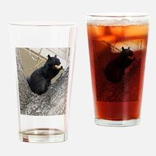 """Morning Snack"" Drinking Glass"