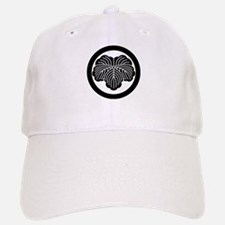 Ivy leaf in circle Baseball Baseball Baseball Cap