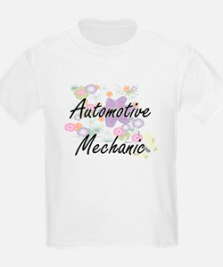Automotive Mechanic Artistic Job Design wi T-Shirt