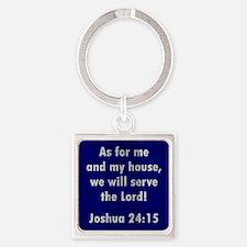 JOSHUA 24:15 Keychains