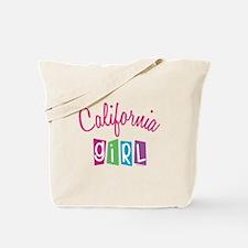CALIFORNIA GIRL! Tote Bag