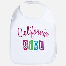 CALIFORNIA GIRL! Bib
