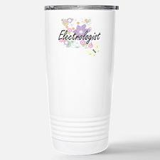 Electrologist Artistic Travel Mug