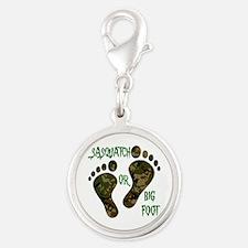 Sasquatch Or Big Foot Charms