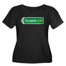 Glasgow Roadmarker, UK T