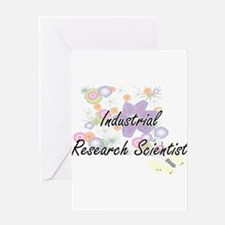 Industrial Research Scientist Artis Greeting Cards