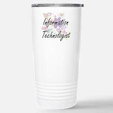 Information Technologis Travel Mug