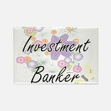 Investment Banker Artistic Job Design with Magnets