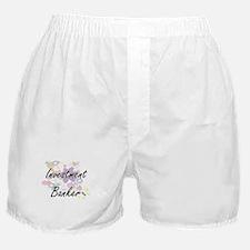 Investment Banker Artistic Job Design Boxer Shorts
