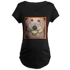 Golden Retriever 3 Tennis Bal T-Shirt