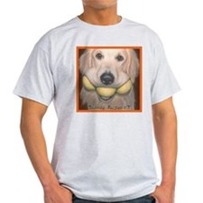 Golden Retriever 3 Tennis Bal T-Shirt