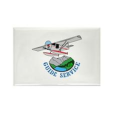 Floatplane Guide Service Magnets